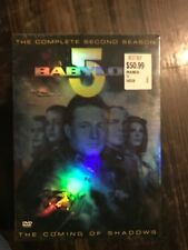 Babylon 5 second season sealed