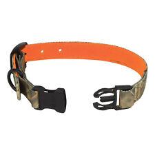 Hundehalsband Wendehalsband Reversible Collar-Camo to Blaze Orange-Small NEU!OVP
