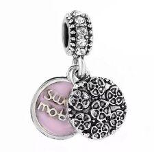 Silver Plated PANDORA Fine Charm(s)s Bracelets