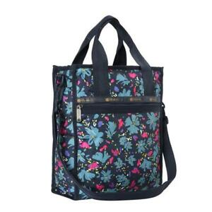 LeSportsac Classic Collection Small N/S Tote Bag in Blowout Floral NWT