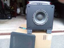 VELODYNE VA-8100X Audiophile Powered 100W Subwoofer Good CONDITION WORKS GREAT!