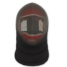 Rd Fencing Hema Coaching Mask Large Black Mesh Removable Unisex Neck Guard New