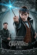 Fantastic Beasts The Crimes of Grindelwald Movie Poster 24x36 Newt Dumbledore 4