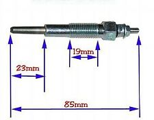 MAZDA BONGO 1995 - 2006 2.5TD / FORD FREDA / RANGER 85mm NGK GLOW PLUG
