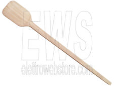 Cucchiaio gigante legno faggio cucchiaione 1 metro 100 cm pomodori salsa polenta