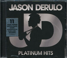 Jason Derulo Platinum Hits CD '16 (never played)