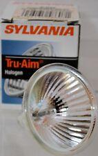 50MR16Q EXN 12-Volt 50-Watt Halogen Low Voltage  Light Bulb w/Cover 40 deg. beam