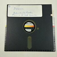 "Jumpman - Home Copy - 5.25 Floppy Disks 5 1/4"" Vintage Computer Game"