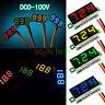 "2/3 Wire 0.28"" Digital LED Display Voltmeter Gauge Voltage Detector Panel Meter"