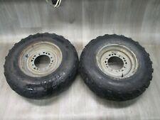 99 1999 Honda TRX 450 TRX450 ES Four Wheeler ATV Body Tires Wheels 25x8-12