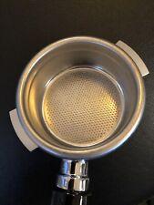 siebträger Espresso Machines professionnel Tamper kaffeepresser 57,5 acier inoxydable NOUVEAU F