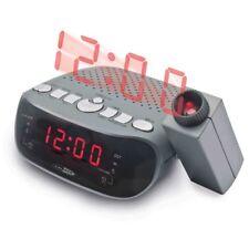 Caliber HCG201 Alarm Clock - Built In Projector | 10 FM presets
