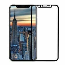 iPhone X Screen Protector Cover reusable Glass film 3D Curved Edges SoloBay