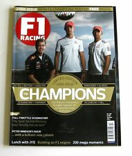 December F1 Racing Monthly Sports Magazines