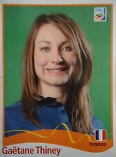 PANINI gaetane Thiney FRANCE FIFA donne WM 2011 GERMANY