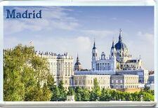 MADRID FRIDGE MAGNET-1