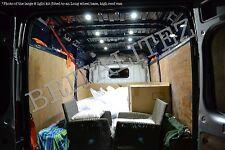 AUTO KIT LUCI INTERNO 12V Bianco 32 LED PER LWB Furgone Sprinter ducato transit