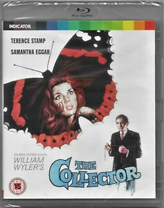 William Wyler's: The Collector Blu Ray (Terence Stamp) All Regions Free Post