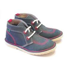 Kickers Suede Shoes for Boys