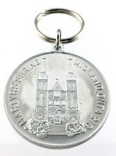 Vintage Canadian Martyrs Shrine Pray For Us Token With Ring Midland Ontario L851