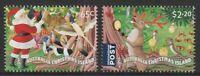 Christmas Island 2020 : Christmas - Stamps - Design Set. Mint Never Hinged