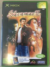 Shenmue 2 II Xbox