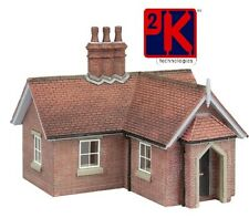 More details for bachmann 44-0078 scencraft crossing keepers cottage 00 gauge = 1/76 scale t48 po