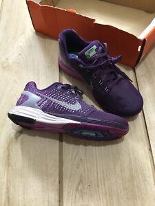 New Womens Nike Lunarglide 7 Flash Trainers UK 5