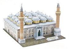 Bursa Grand Mosque Ulu Cami Ottoman Turkey Travel Tour Souvenir 3D Puzzle Model