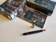 Montblanc 1998 Writer Limited Edition Edgar Allan Poe Fountain Pen F nib