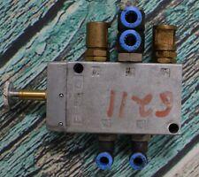Festo Solenoid Air Valve Mfh 5 14 6211 N302 Good Condition
