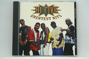Hi-Five : Greatest Hits  CD Album - I Like The Way - Tony Thompson - HTF