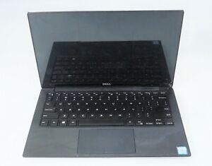 """Dell XPS 13 9360 13.3"""" Intel i7-7660U 2.5GHz 16GB DDR3 Parts Repair No SSD BATT"""