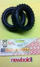 "T681Y Schumacher (not  2.2"" ) Fronts Blue Mini Spikes 11x12"