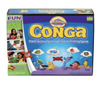 """Cranium Conga - Family Game For All Ages """" guess what I'm thinking """" NEW SEALED"""