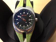 New Reloj Watch PIRELLI Pzero Tempo Pistachio green quartz 32mm - Box & Warranty