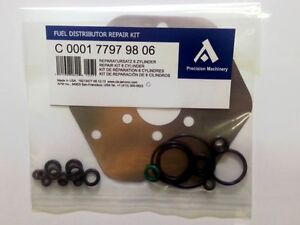 0438100109 DeLorean DMC-12 Repair Kit for Bosch Fuel Distributor K-Jetronic