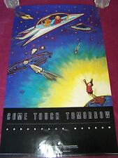 """VF-AEROSPACE MUSEUMS-NORTHROP, """"COME TOUCH TOMORROW"""" POSTER"""