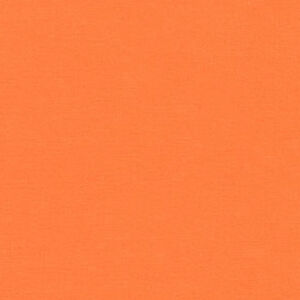 Moda BELLA SOLIDS Clementine Fabric 9900-209 by the 1/2 yard
