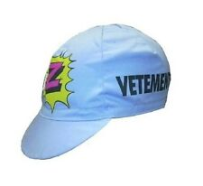Z VETEMENTS rétro vélo vélo Cap-vintage-engin fixe-made in italy