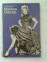 Wolfgang Noa - Marlene Dietrich, Biographie 1975