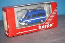BOX17 1:87..Herpa H0 VW LT 2 Bus, Technisches Hilfswerk in OVP