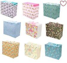 Bolsas y fundas de almacenaje de plástico de color principal multicolor para el hogar