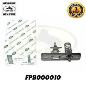 LAND ROVER BONNET HOOD LOCK STRIKER & SAFETY CATCH FREELANDER FPB000010 OEM