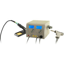ZD917 DOSS Soldering/ Desoldering Station 2-In-1 / Dual LCD Display Dual LCD