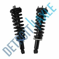 Front Struts & Coil Spring Pair for 2000 2001 2002 2003 2004 Toyota Tacoma 4WD