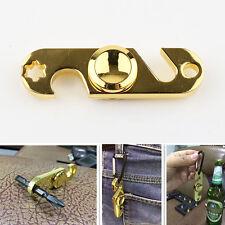 Multifunction Spinner Fidget Keychain Hand Finger Bottle Opener Wrench Clipper