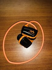 Sony Walkman NWZ-W273S Black And Orange 4GB MP3 Player NWZW273S