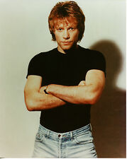 Jon Bon Jovi 8x10 photo S3885