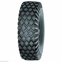 (2) Two 4.80/4.00-8 D256 Stud Deestone Tubeless Tires FREE SHIPPING!!
